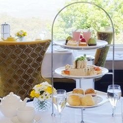 Afternoon High Tea for Two (Weekends)