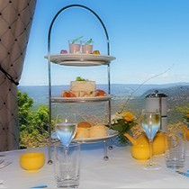 Afternoon High Tea for Two (Weekday)