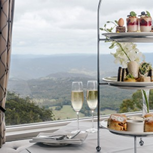 Luxurious Afternoon High Tea for Two (Weekday)