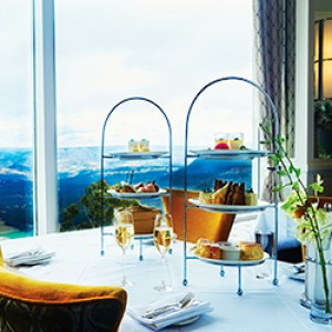Luxurious Afternoon High Tea for Two (Weekend)